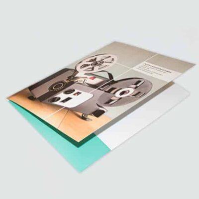 Glued Folder