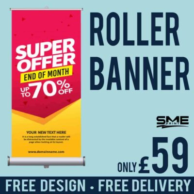 Quality Roller Banner