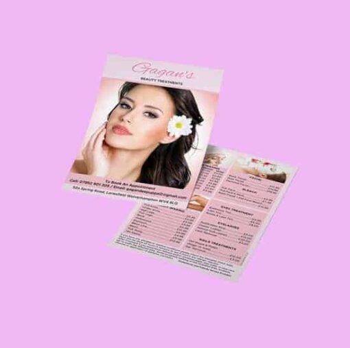 A5 Leaflet printing UK