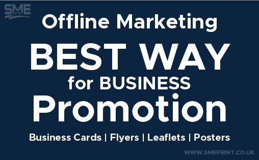 Offline Marketing A Key to Business Success.