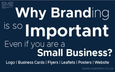 Why Branding is so Important even if you are a small Business?