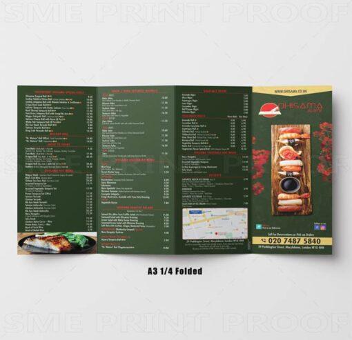 A3-4-Folde-menu-Printing