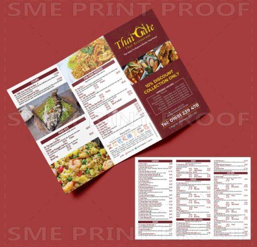 Thai-takeaway-menu-printing