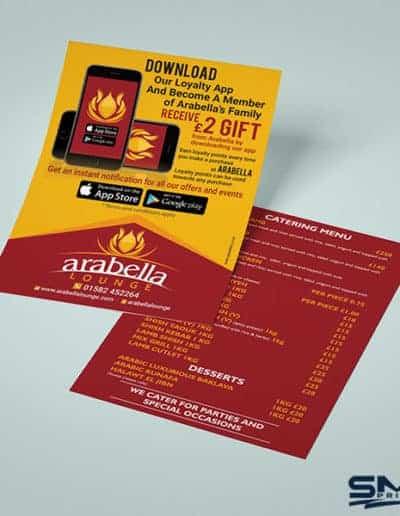 Premium Leaflets